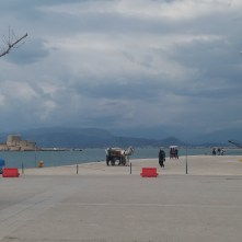 Philellion-plein, Nafplio