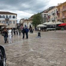 Syntagma-plein, Nafplio