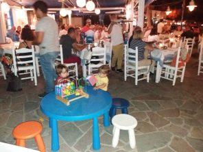 Poseidon Taverna, Poros